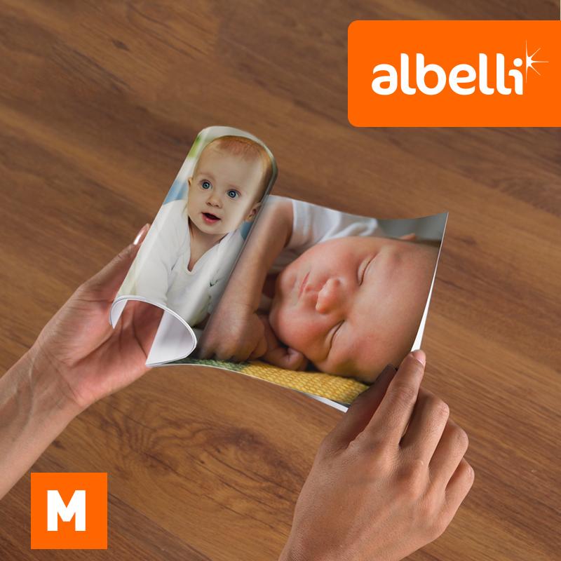 Fotoboek Maken - Medium Liggend 20x15 cm met Zachte Kaft